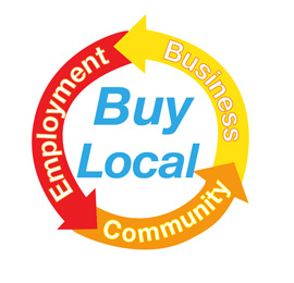 ArtEast Buy Local Logo